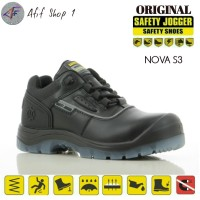 Sepatu Safety Jogger Nova S3 ORIGINAL / Safety Shoes