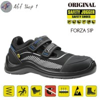 Sepatu Safety Jogger Forza S1P - Safety Jogger Shoes