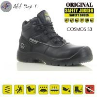 Sepatu Safety Jogger Cosmos S3 ORIGINAL