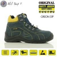 Sepatu Safety Jogger Orion S1P Original - Safety Shoes jogger