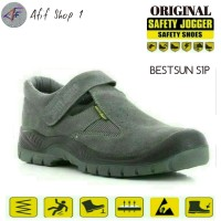 Sepatu Casual Safety Jogger BESTSUN SRC S1P - safety shoes