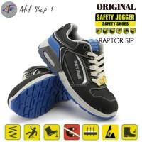 Sepatu Safety Jogger Raptor S1P Biru - Joger Raptor S1P