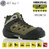 Sepatu Safety Jogger Xplore S3 New Original - Joger Xplore S3