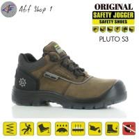 Sepatu Safety Jogger Pluto S3 Original / Safety Shoes Joger