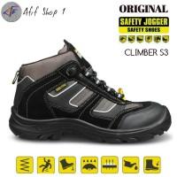 Sepatu Safety Jogger Climber S3 Casual Original - Joger Climber S3