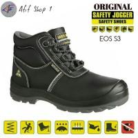 Sepatu Safety Shoes Jogger EOS S3 Original / Safety Joger EOS