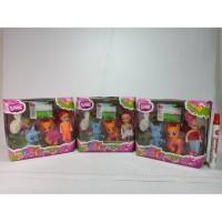 Mainan Little Pony Family Elves New