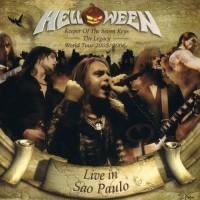Helloween - The Legacy World Tour - Live in Sao Paulo 2CD 2007