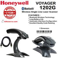 HONEYWELL VOYAGER 1202G Wireless 1D Scanner Barcode 1202-G ORIGINAL