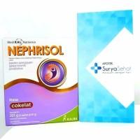 Nephrisol Coklat 201 gram