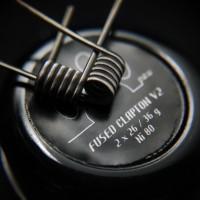 Fused Clapton V2 Nichrome 80 Sweden