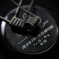 Alien Fused Clapton Nichrome 80 Sweden