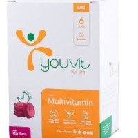 YOUVIT multivitamin Adult / Dewasa