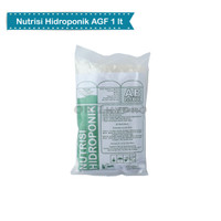Nutrisi Hidroponik AGF Buah 1 Lt