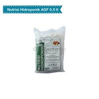 Nutrisi Hidroponik AGF Sayuran 0,5 Lt