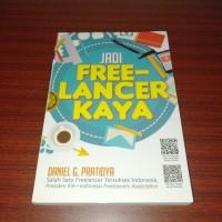 Buku Jadi freelancer kaya