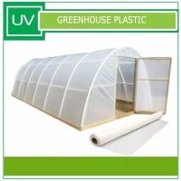 Plastik UV 14% 200 Micron Tebal Lebar 3 Meter