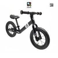 BIKE 8 Children Racing Balance Bike / Push Bike - Sepeda Anak - Black