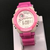 Jam tangan digital anak water resist sporty visica skmei casio