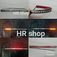 Lampu Stop Flexible 3in1 Led Strip Belakang Motor Rem Sein Senja Sein