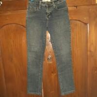 Preloved Second Celana Jeans Denim Wanita C2