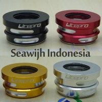 Headset Litepro Bearing Sepeda Lipat 44mm Original