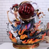 Resin Statue / Action Figure Monkey D Luffy From BP Studio