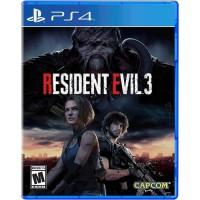 PS4 Resident Evil 3 Remake / RE3 reg 3 english