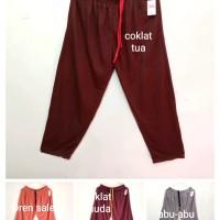 Celana panjang cewe XL / kaos rayon