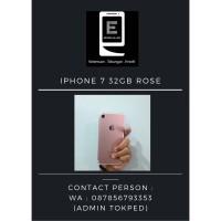 iphone 7 32gb rosegold mulus likenew