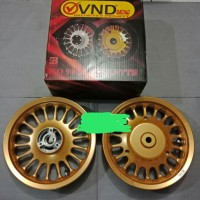 PELEK RECING VND RING 12 ROULETTE YAMAHA MIO J