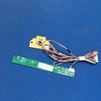 tombol sensor tv lcd Polytron PLM24M60