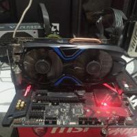 VGA GALAX GTX 1050TI 4GB BEKAS