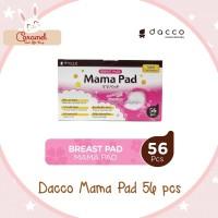 DACCO MAMAPAD / MAMA PAD BREAST PAD ( PENYERAP ASI ) ISI 56 PCS
