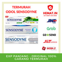 SENSODYNE ODOL PASTA GIGI HERBAL REPAIR GENTLE WHITENING SENSODYNE 100