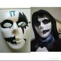Topeng Jabbawockeez urbex Urban Explorer jaba Joker Vendetta murahhh