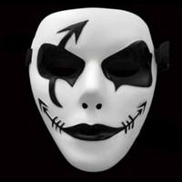 Topeng Jabbawockeez Halloween urbex Urban Explorer Joker Vendetta