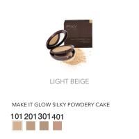 Pixy make it glow silky powdery cake 10g