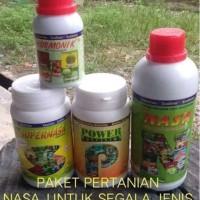 Paket Pupuk Organik Nasa Hormonik Supernasa Power Nutrisi Poc Nasa