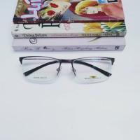 Frame Metal sport kacamata anti radiasi rudy project frame pria