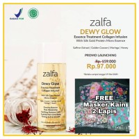 ZALFA MIRACLE DEWY GLOW ESSENCE COLLAGEN