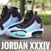 AIR JORDAN XXXIV (Series 34) - Blue Void