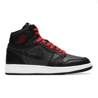 Air Jordan 1 Retro High OG 'Black Satin' size US 8,5