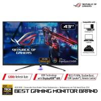 "ASUS ROG Strix XG438Q HDR Large Gaming Monitor 43"" 4K, 120Hz, FreeSync"