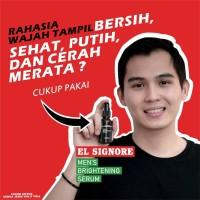 Pemutih Wajah Pria | EL SIGNORE Men's Brightening Serum