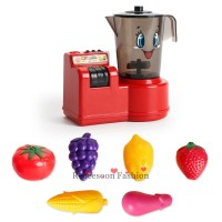 Simulation Juicer Pretend Play Toy Kids Play House Toys Gift For Gi TG
