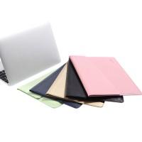 Gearmax Tas Pouch Laptop Bahan Kulit PU untuk Macbook Pro / Pro