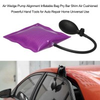 Air Wedge Pump Alignment Inflatable Bag Pry Bar Shim Air Cushioned