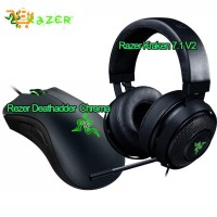 Razer Kraken Noise Isolating Gaming Headset with Mic and