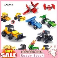 Hyz Mainan Set Truk Pemadam Kebakaran + Helikopter + Mobil Pemadam